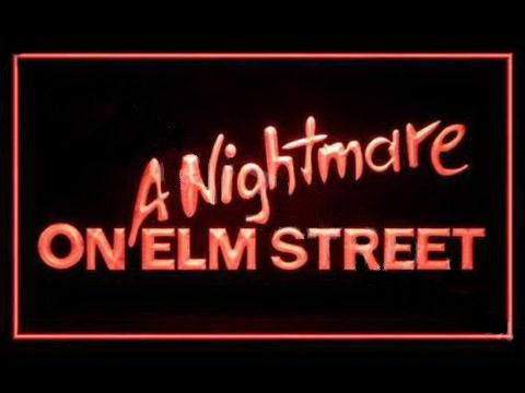 A Nightmare On Elm Street 2 LED Neon Sign www.shacksign.com