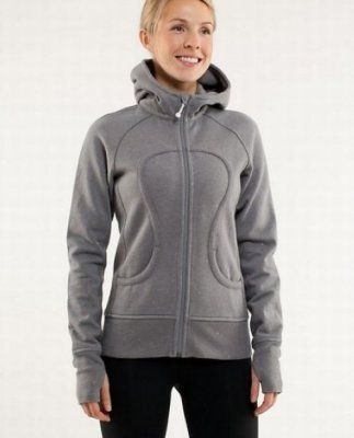 Lululemon Yoga Scuba Hoodie Warm Grey : Lululemon Outlet Online, Lululemon outlet store online,100% quality guarantee,yoga cloting on sale,Lululemon Outlet sale with 70% discount!$59.69
