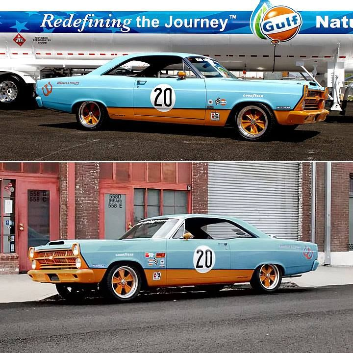146 Best Images About Gulf Racing Livery On Pinterest