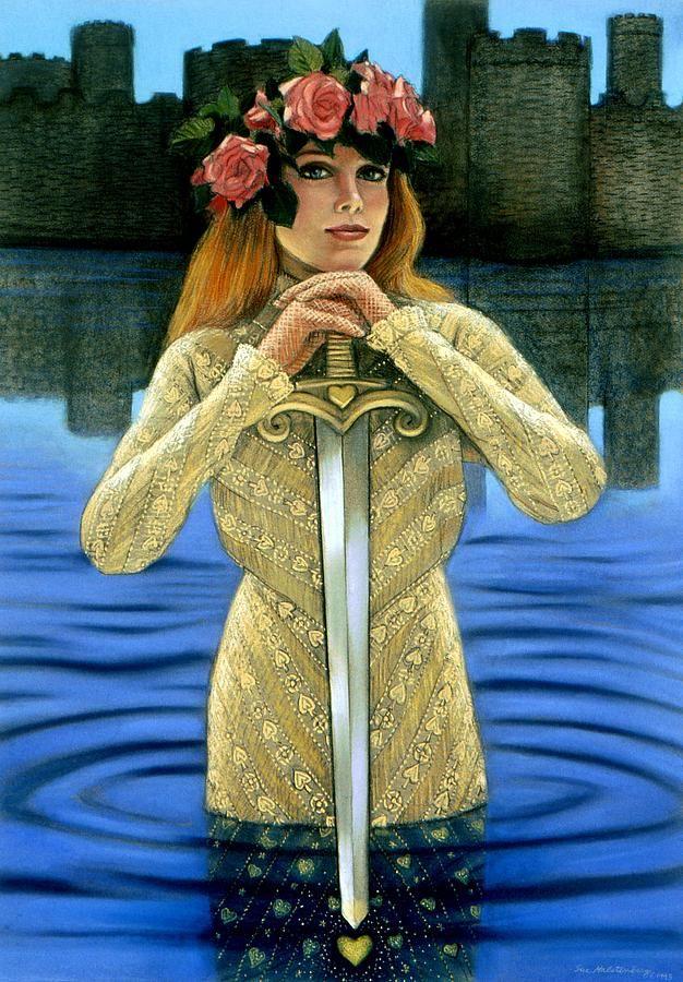 Картинки меч королевы