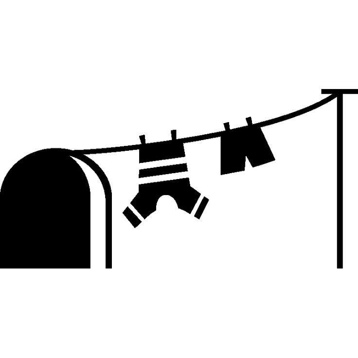 Muurstickers babykamer - Muursticker muizenhol en wasserij