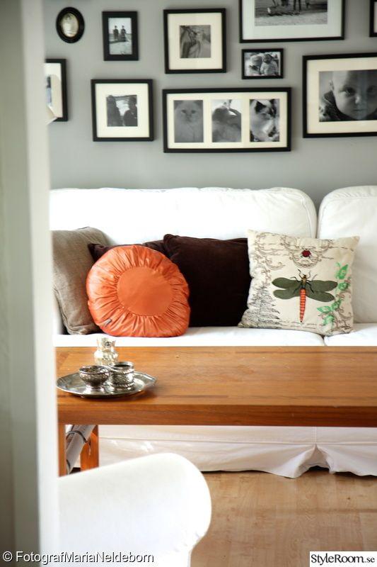 soffa,orange,soffhörna,vardagsrum,kuddar