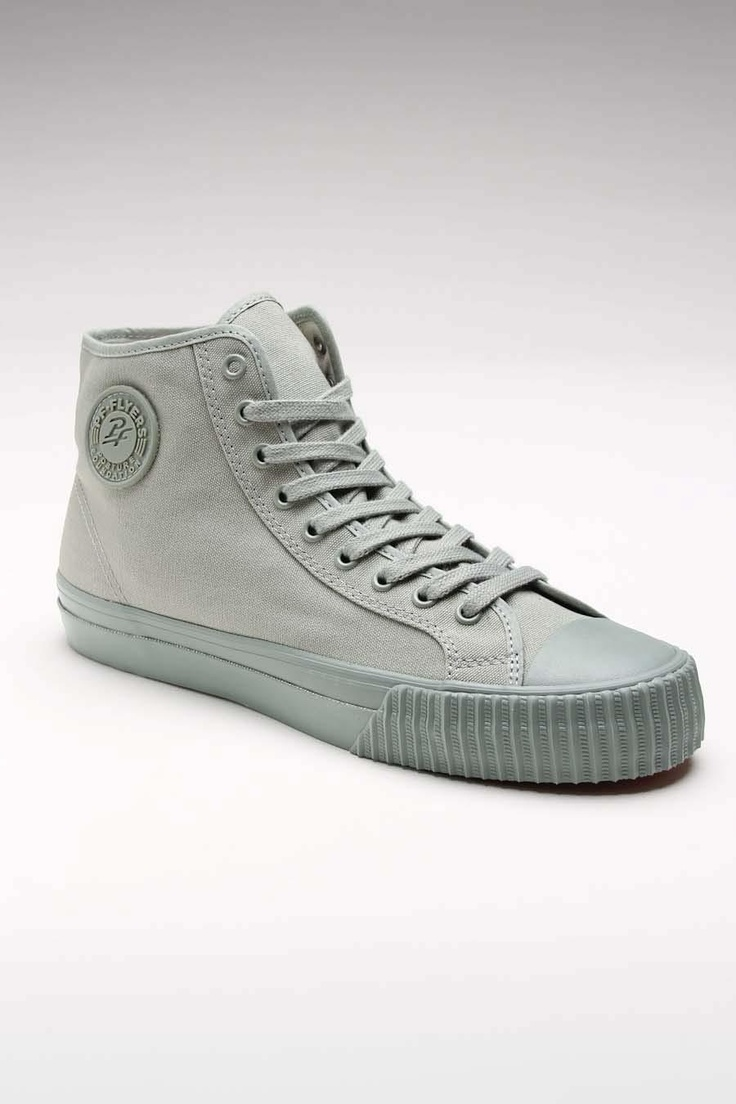 PF Flyers Center Hi Canvas Sneaker