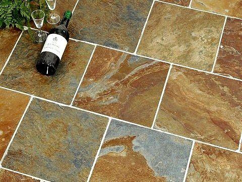 100 Best Slate Flooring Images On Pinterest   Slate Flooring, Homes And  Hardwood Floors In Kitchen