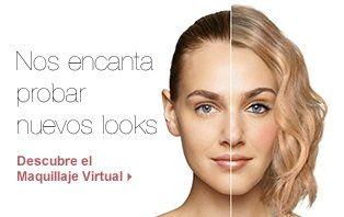 Prueba los nuevos looks de maquilladores con el Maquillaje Virtual de Mary Kay