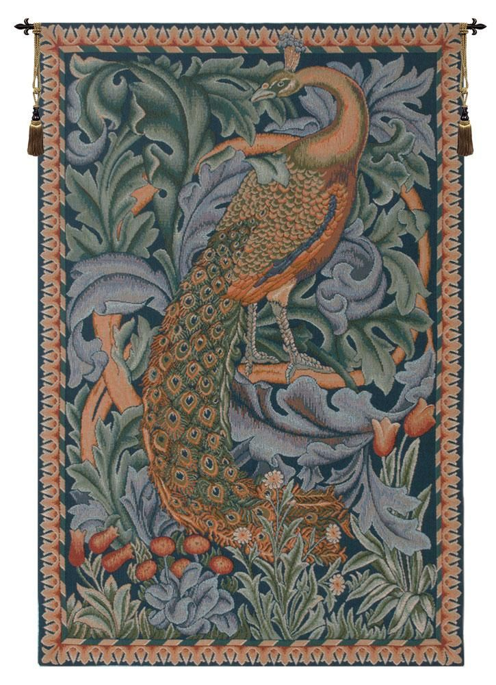 Peacock French Tapestry