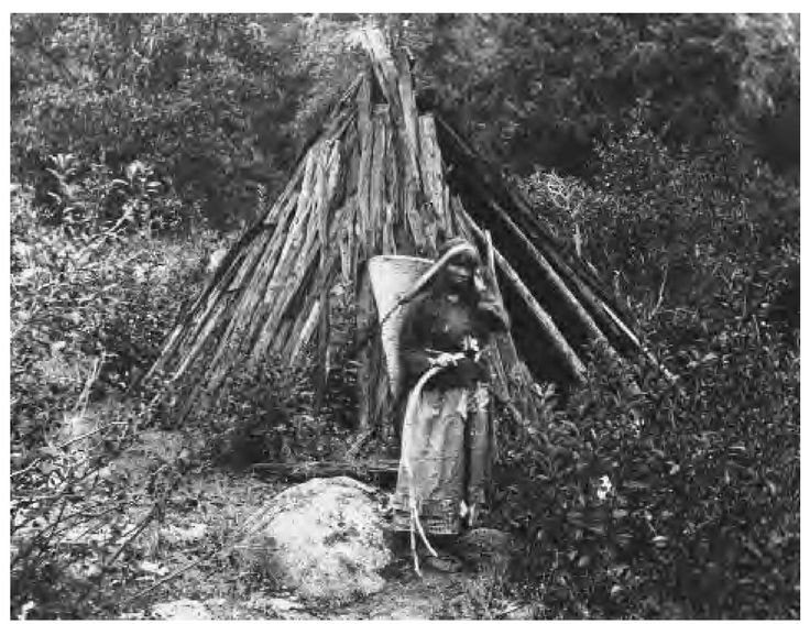 How Long To Build Miwok House