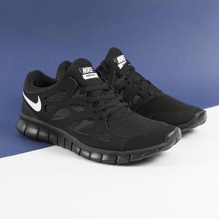 Nike Free Run 2: Black