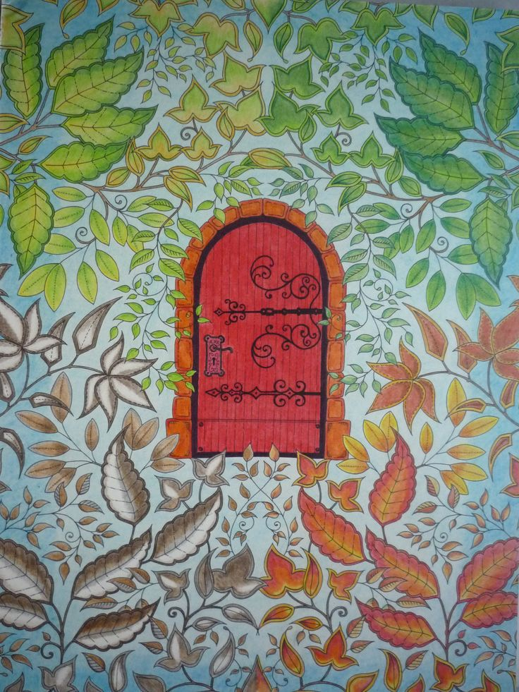 #johannabasford #secretgarden #tajemnyogród #fourseasons #hakumkakum