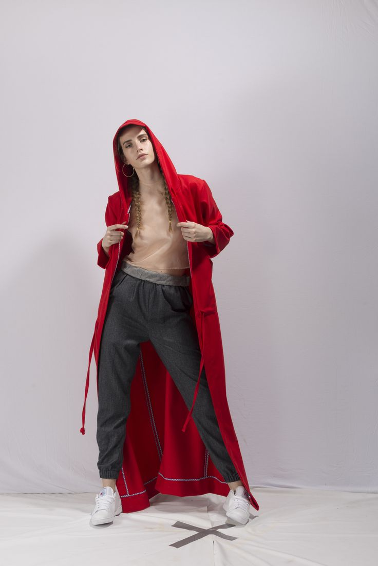 #thisistheuniform #fashion #shoot #styling #redcoat