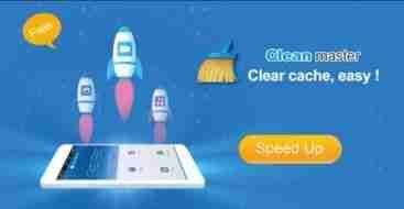 Memaksimalkan kerja sistem android dengan clean master apk