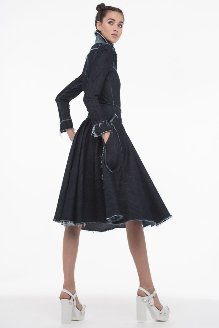 Norma Kamali Spring 2016. See the collection on Vogue.com