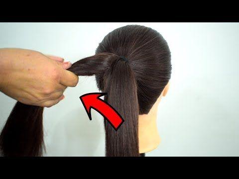 Neue Frisur für Party, Hochzeit, Funktion | Frisur Mädchen | Leichte Frisuren für lange Haare 2019 - YouTube
