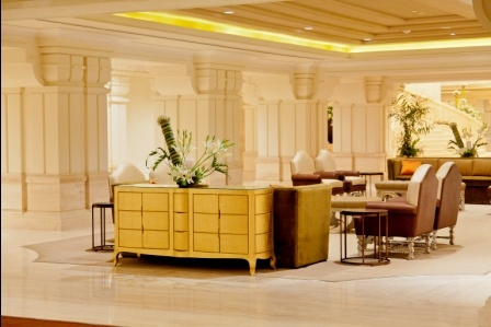 Formal seating area, #ITCGrandChola