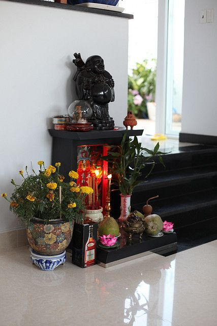 buddhist altars in the home | Recent Photos The Commons Getty Collection Galleries World Map App ...