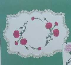 Traced Linen