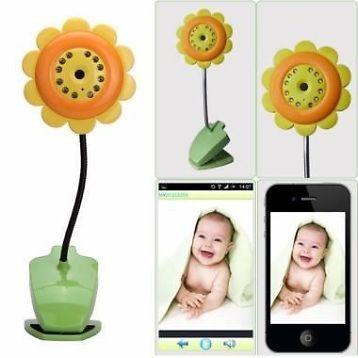Babyfoon Baby Monitor WiFi Camera Video - Gratis Verzending!