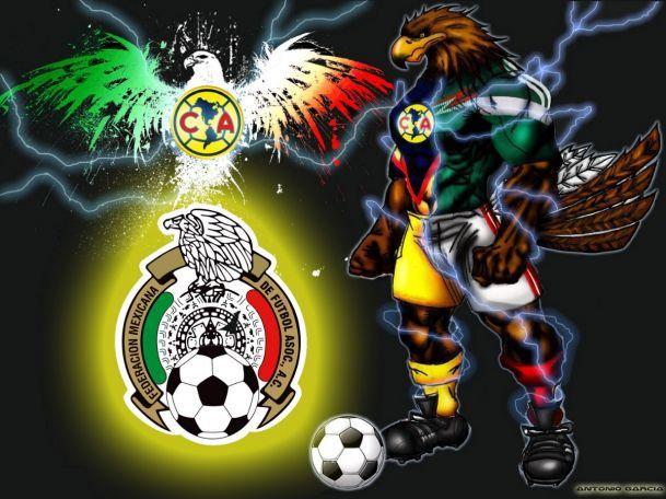 Aguilas Del America Wallpapers - WallpaperSafari