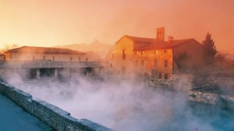 Hot Springs and WellnessTuscany Hotel Terme Bagno Vignoni
