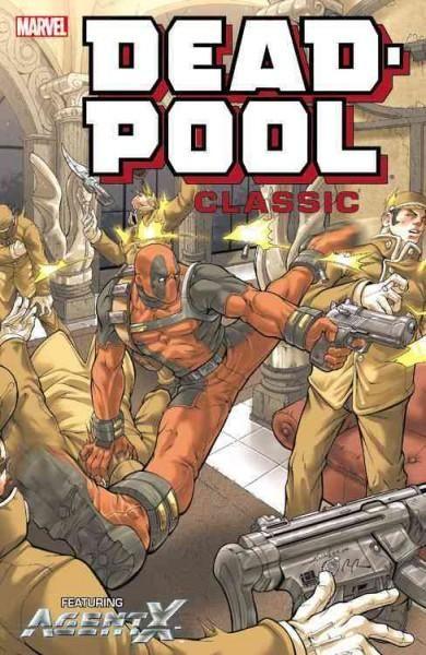 Marvel Deadpool Classic 9