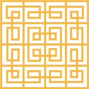 Silhouette Design Store - View Design #16201: chinese lattice
