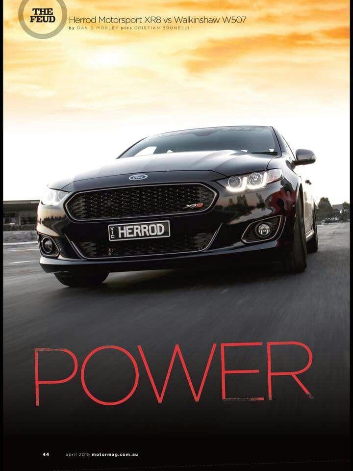 HERROD POWER FG X XR8