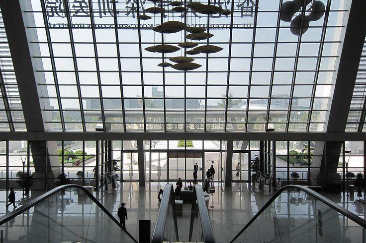 Shenzhen Binhai Hospital – Binhai, China / Granito flooring https://www.pinterest.com/artigo_flooring/granito/