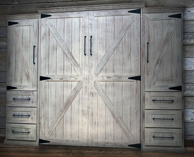 25 Best Ideas About Rustic Murphy Beds On Pinterest Diy