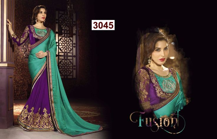Buy This Heavy Saree : http://gunjfashion.com/ Watsapp Now : 90998 23943