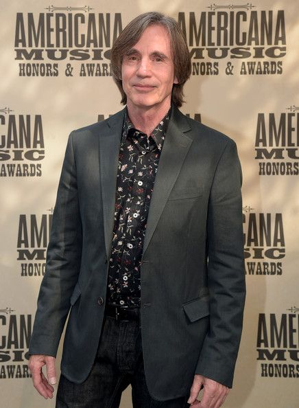 jackson browne and female musicians photos | Jackson Browne Photos - Arrivals at the Americana Music Festival ...