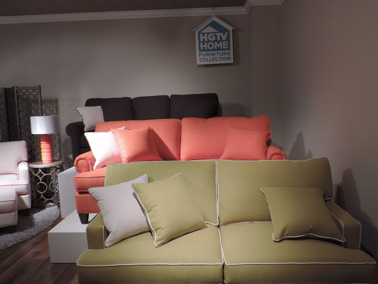 HGTV HOME Couches To Match Any Style! #HPMKT