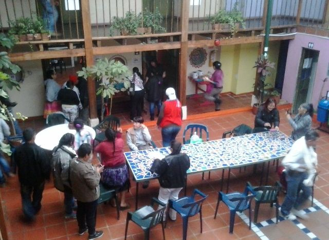 Bogotá. Orlando Fals Borda. Audiencia Pública. Congreso.