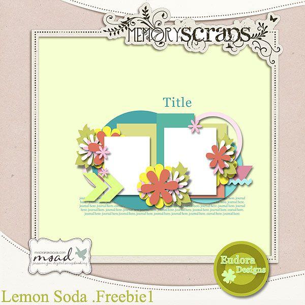 Eudora Designs: Freebie