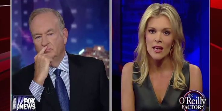 Megyn Kelly Shuts Bill O'Reilly Down About White Privilege (video talking about family and culture)