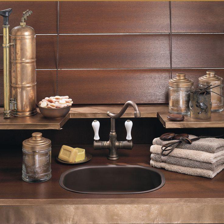 Metallho no9 F&B Classic Handtillverkad metallho för badrum eller kök.