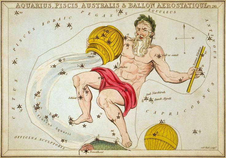 Varsatorul, mit si constelatie