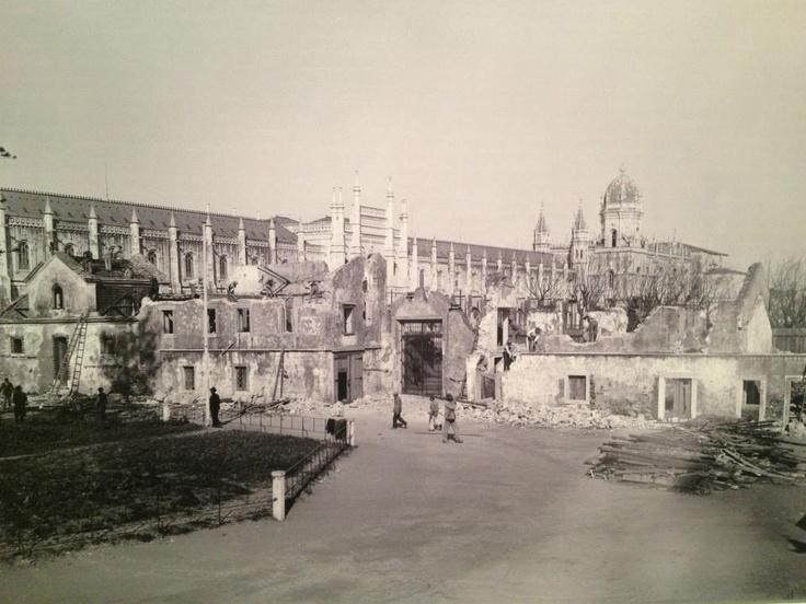 Exposição do Mundo Português 1940 (Preparativos)