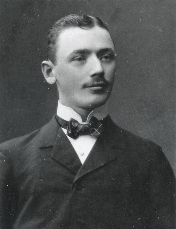 Wilhelm Johansson född 1883