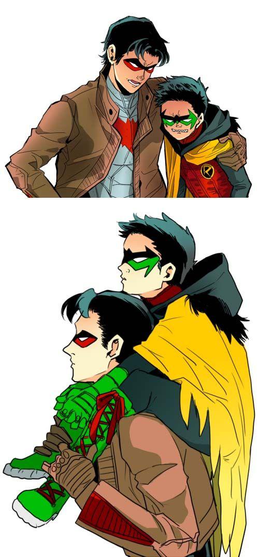 Jason & Damian