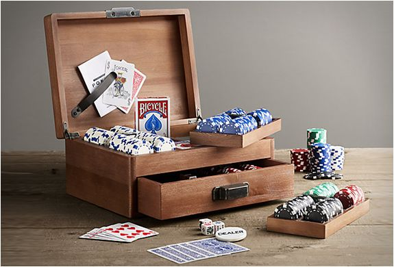 Deluxe Poker | by Restoration Hardware