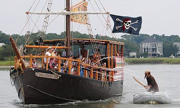 Hilton Head Island Pirate Cruise