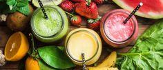 Scopri le ricette di centrifugati disintossicanti, a base di frutta e verdura, ideali per depurare l'organismo dopo periodi particolari