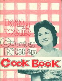Country Stars and Their Cookbooks: Country Music, Country Stars