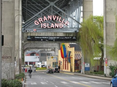 Granville Island | Oh My Vancouver!