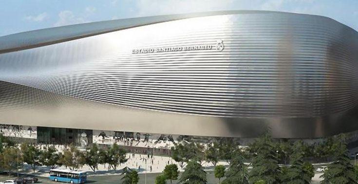 El nuevo estadio del Real Madrid tendrá un hotel de lujo - Diario de  Torremolinos
