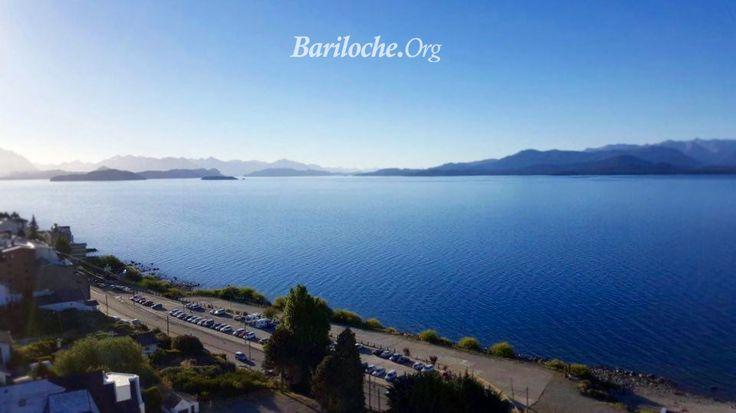 Bariloche ahora! Día espectacular, 22° la temperatura actual. ¿Venís? www.bariloche.org