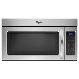 1.7-cu ft Over-The-Range Microwave (Stainless Steel) (Common: 30-in; Actual: 29.938-in)