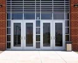 входные двери из алюминиевого профиля черные - Поиск в Google