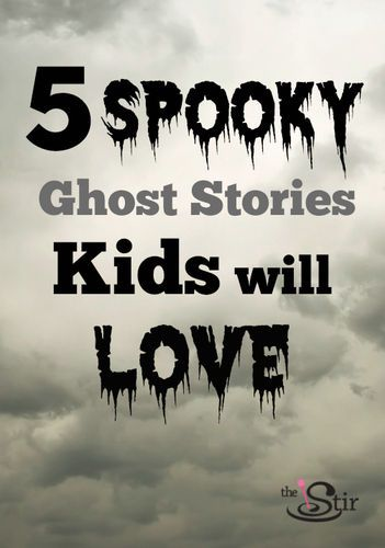 Some classics here! http://thestir.cafemom.com/big_kid/173143/5_spooky_ghost_stories_to?utm_medium=sm&utm_source=pinterest&utm_content=thestir