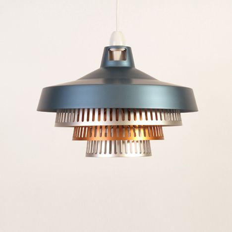 U0027Apollou0027 Is A Industrial Aluminum Light Designed By Marc Bell And Robin  Grasby Of London Based Design Studio International